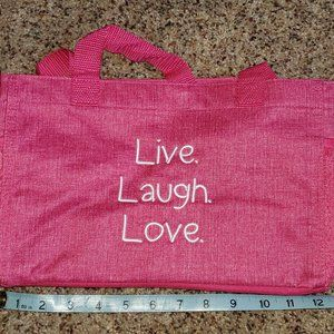 Thirty-One All in One Organize & Mini Zipper Pouch